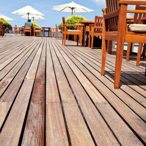 Terrassendielen-Gartenholz